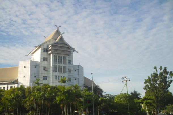 The faculty of medicine of Riau University