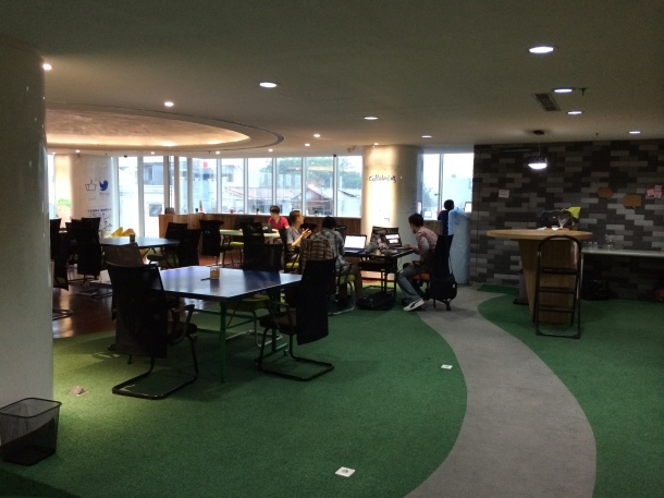 Comma Id is one of the commercial coworking space dedicated for public in Jakarta, Indonesia