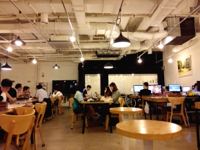Into Seoul Coworking Space