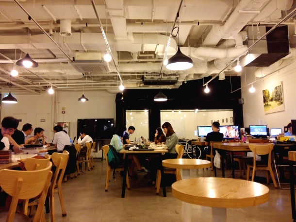 Idea Factory Coworking Space