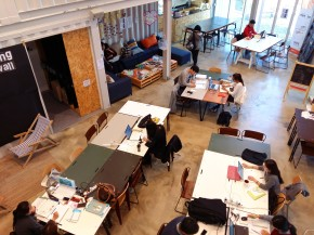It's Not Just a Space: Community Building in Coworking Space