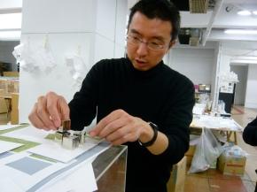Sou Fujimoto: Ringan danTransparan